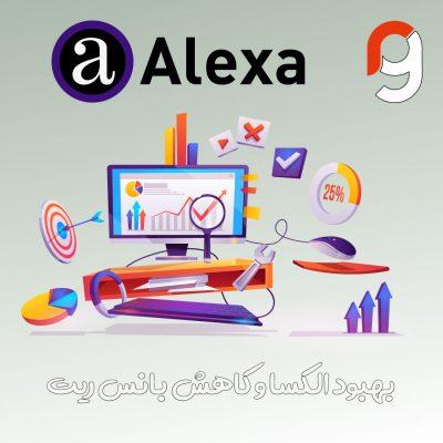 بهبود رتبه الکسا | گروه مهندسی راسا